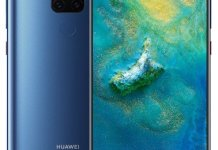Huawei Mate 20 Midnight Blue