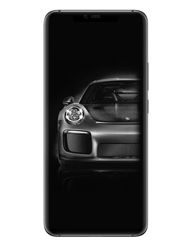 PORSCHE DESIGN HUAWEI Mate 20 RS Black
