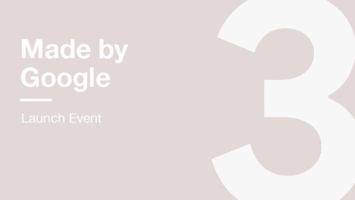 Pixel 3 India launch date
