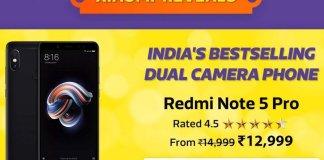 Xiaomi Big Billion Days sale offers