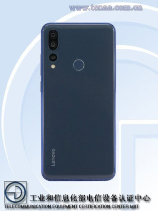 Lenovo Z5s a Lenovo Z5s with In-display Camera to officially launch on 18 December 4