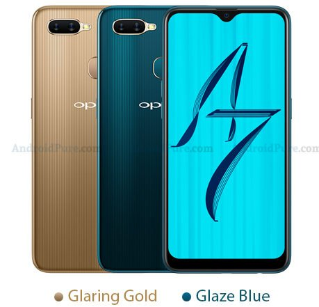 Oppo A7 a e1541222997518 Oppo A7 with Snapdragon 450, 4230 mAh battery officially launched 3