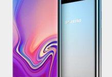 Galaxy S10 Plus unofficial renders 2