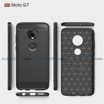 Moto G7 Case a Moto G7 case renders confirm water-drop display and headphone jack 5