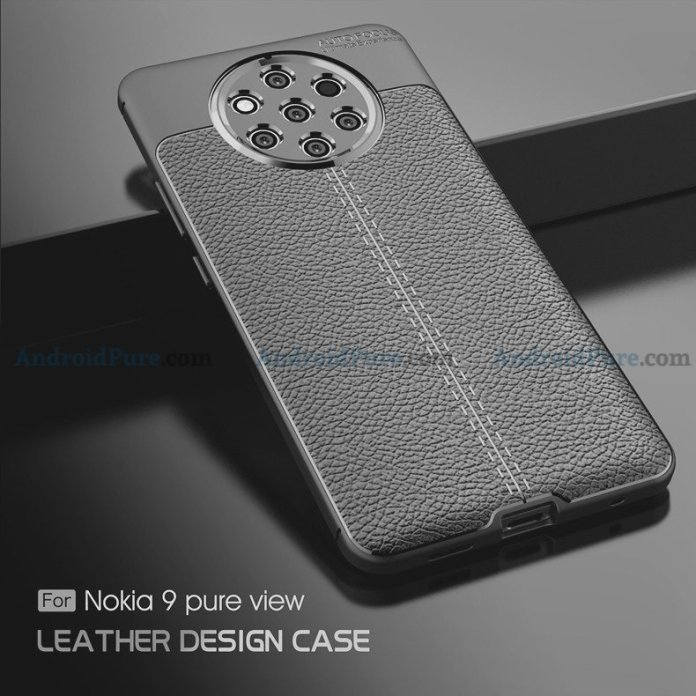 Nokia 9 case a Exclusive: Nokia 9 Case images confirm the Penta-Lens Camera 1