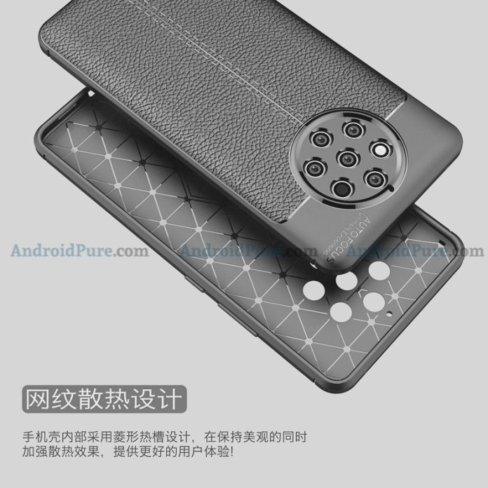 Nokia 9 case c Exclusive: Nokia 9 Case images confirm the Penta-Lens Camera 2