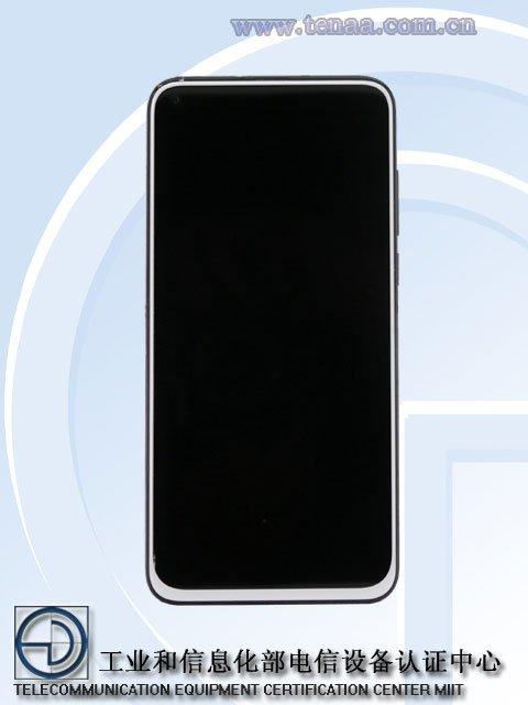 Huawei Nova 4 TENAA listing