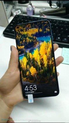 Nova 4 d Huawei Nova 4 real images leaked ahead of the launch 8