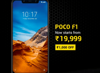 Poco F1 Price Drop AP-Home 16