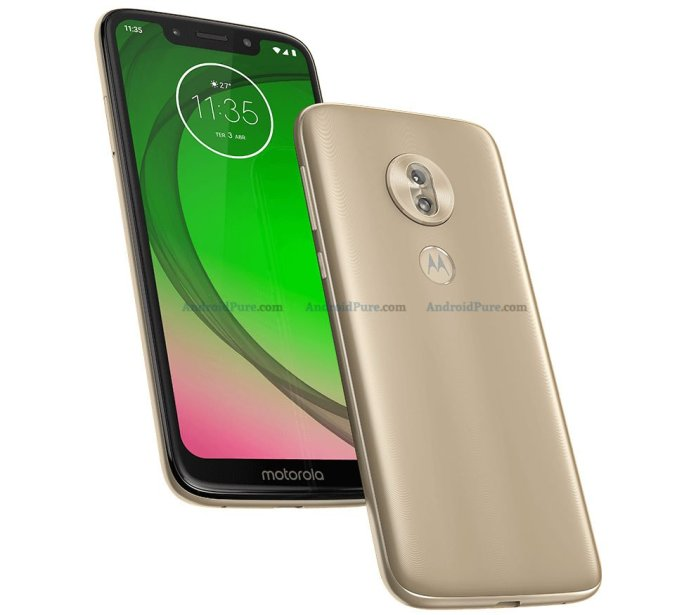 01 moto g7 play 32gb ouro e1548175894518 Exclusive: Motorola Moto G7 Play Press Renders and Hardware Specifications leak 1