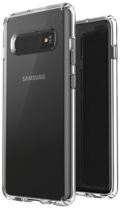 Galaxy S10 Plus leaked case render