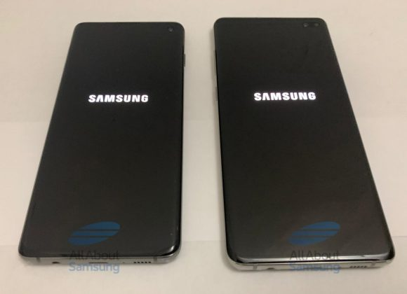 Galaxy S10 Live Image 4 1 More Samsung Galaxy S10, S10+ prototypes real life photos leak, reveal design 3