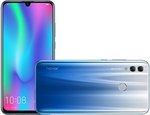 Honor 10 Lite India Gradient