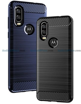 Moto P40 b Moto P40 Case Renders confirm the punch hole camera and earlier leaks 17