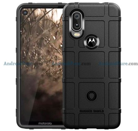 Moto P40 g Moto P40 Case Renders confirm the punch hole camera and earlier leaks 14