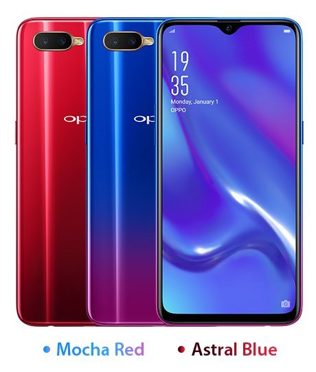 OPPO R17 Neo OPPO R17 Neo with in-display fingerprint scanner to be launched soon in India along with F11, and F11 Pro 1
