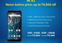 Xiaomi Mi A2 price drop