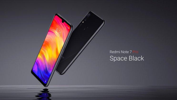 Redmi Note 7 Pro Gradient Colours