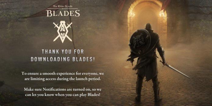 Elder Scrolls Blades for Android