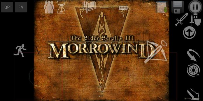 How to install and play Elder Scrolls Morrowind on Android