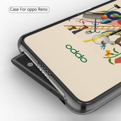 Oppo Reno leaked case renders 2 Oppo Reno leaked case render reveals an odd pop-up selfie camera 4