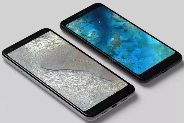 Google Pixel 3A tech specs