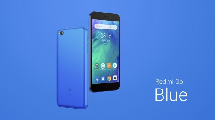 Redmi Go Blue Redmi Go with 1GB RAM, Snapdragon 425 launched for Rs. 4,499 in India 1 News | Phones