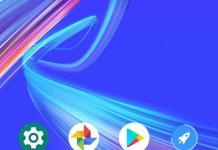 Xiaomi Mint Launcher