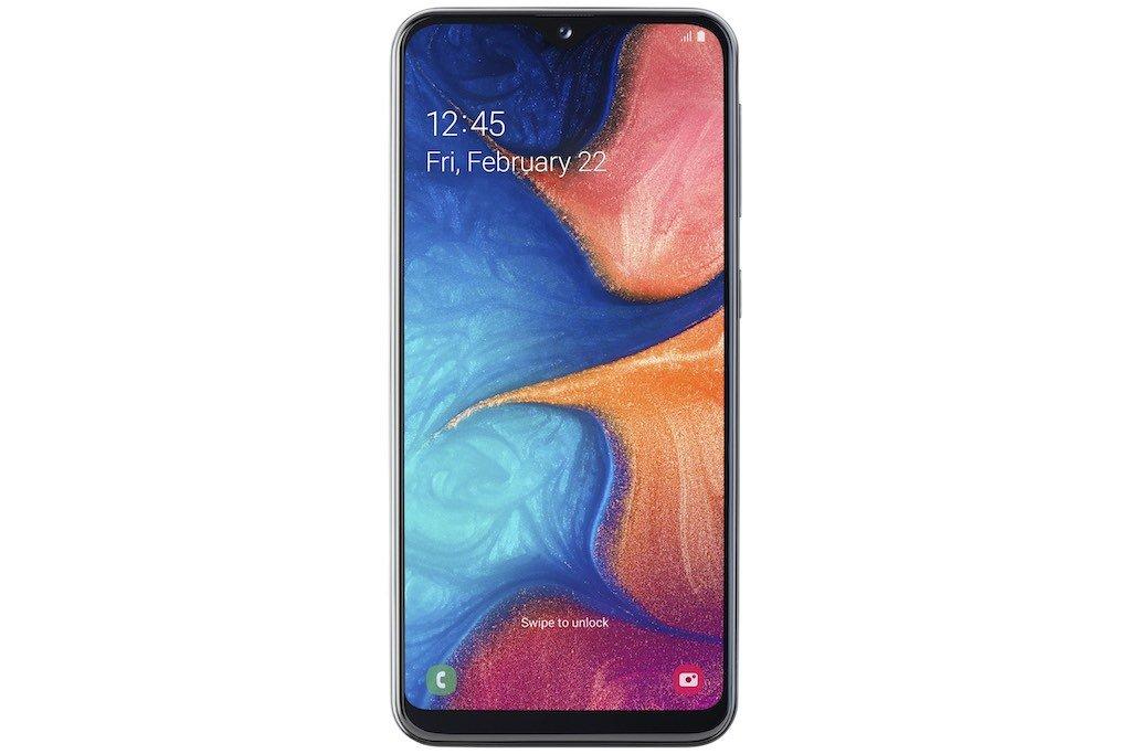 Galaxy A20e - AndroidPure