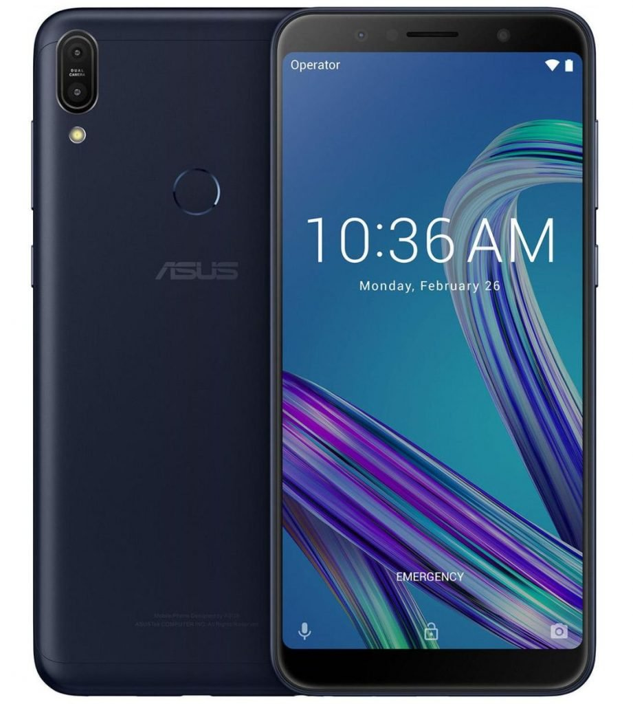 ASUS Zenfone Max Pro M1 - AndroidPure