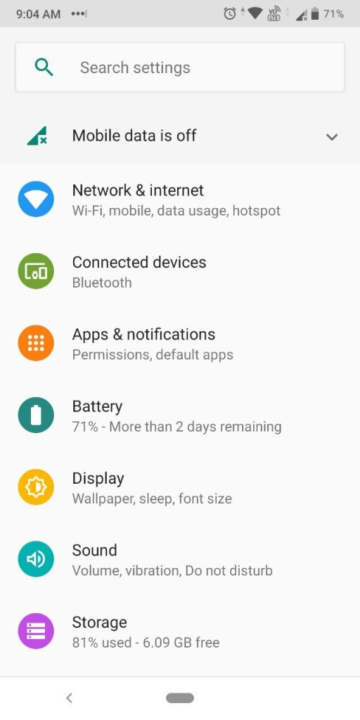 How to fix pin required after phone restarts issue 2