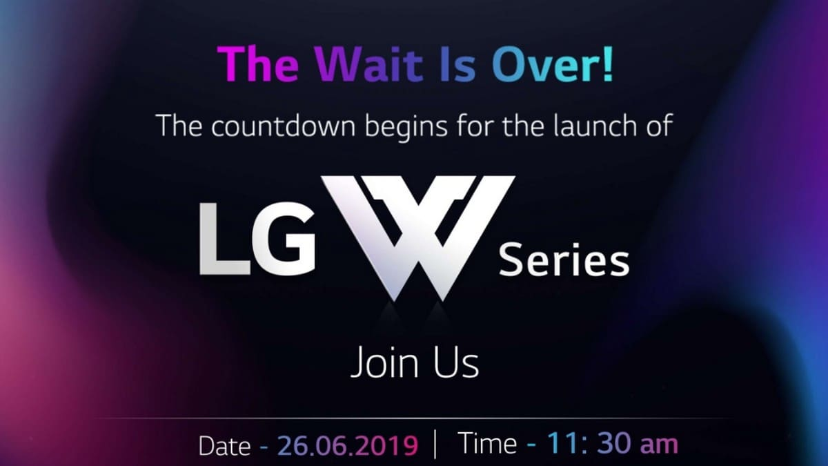LG W series launch - AndroidPure