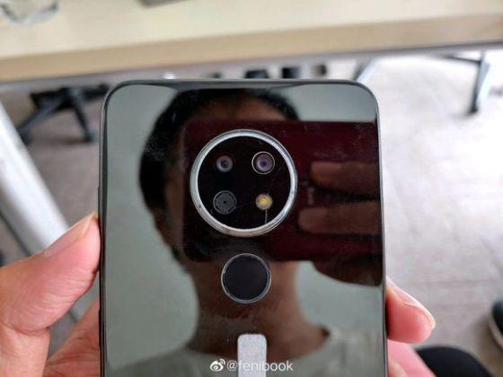 Nokia Daredevil Nokia Daredevil real life photos surfaces; shows water-drop notch, triple rear-cameras 3 Leaks   News   Phones