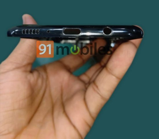 Samsung Galaxy M30s leaked photo