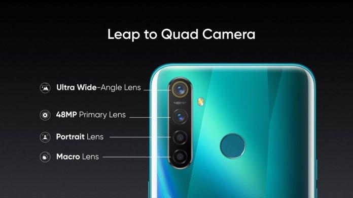 Realme 5 Pro Cameras