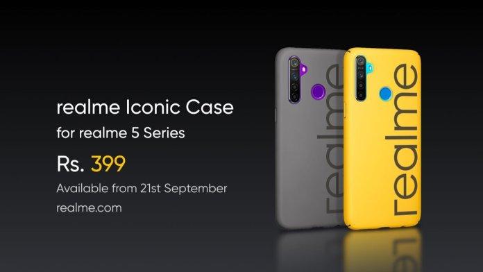 Realme 5 Pro case