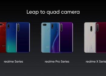 Realme 5, Realme 5 Pro and Realme X2