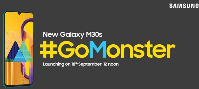 Galaxy M30s launch date Samsung Galaxy M30s with monster 6000mAh battery, triple cameras launching on Sept 18 1 News | Phones
