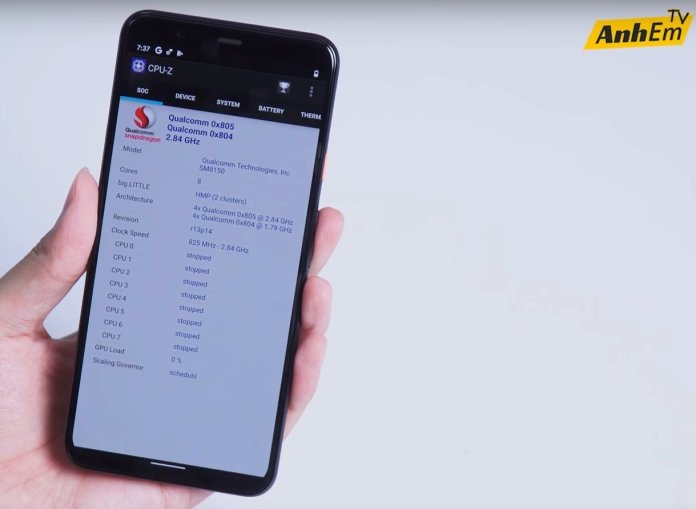 Google Pixel 4 leaked videos - specs 2