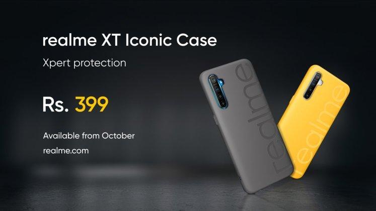 Realme XT Iconic case