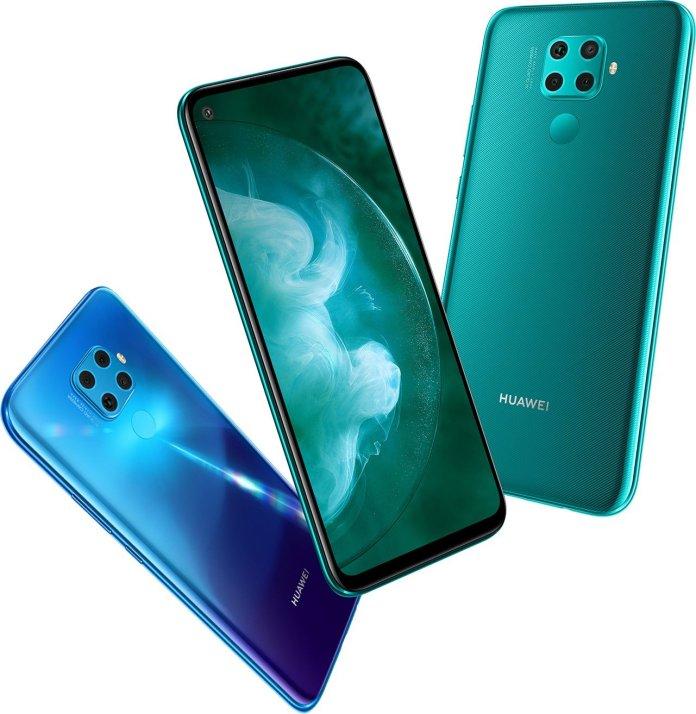 Huawei Nova 5Z colours