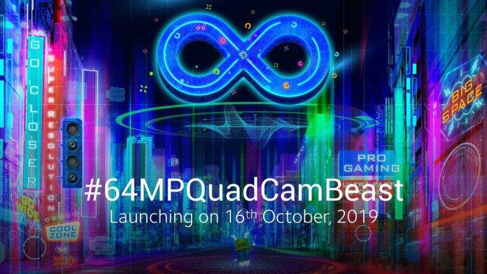 Redmi Note 8 Pro India Redmi Note 8 Pro with 64MP quad camera launching on 16 Oct in India 1