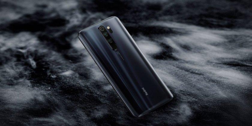 Redmi Note 8 Pro Shadow Black 2