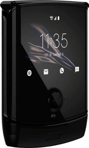 Moto razr foldable Android phone