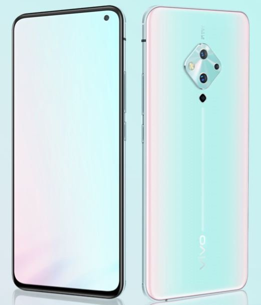 Vivo S5 launched in China