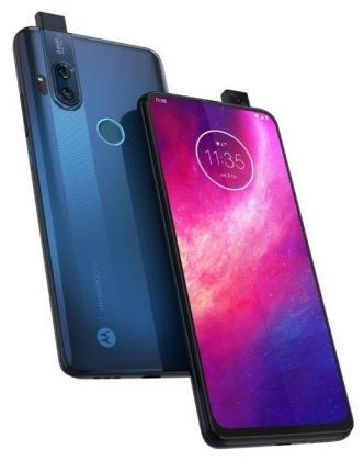 Motorola One Hyper Press Render Leaked