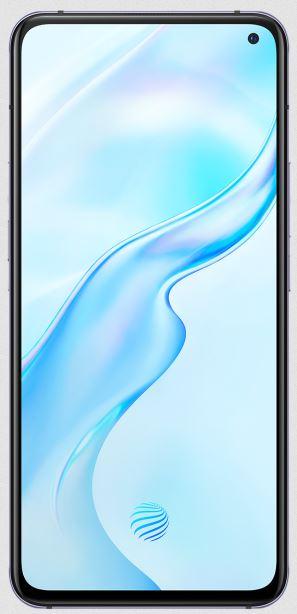 Vivo X30 5G display