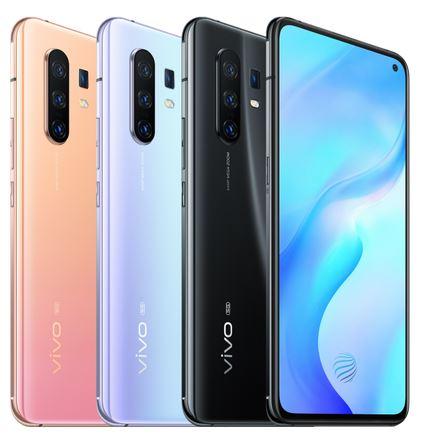 Vivo X30 Pro 5G colours