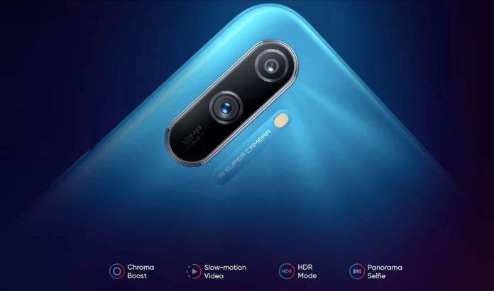 Realme c3 camera