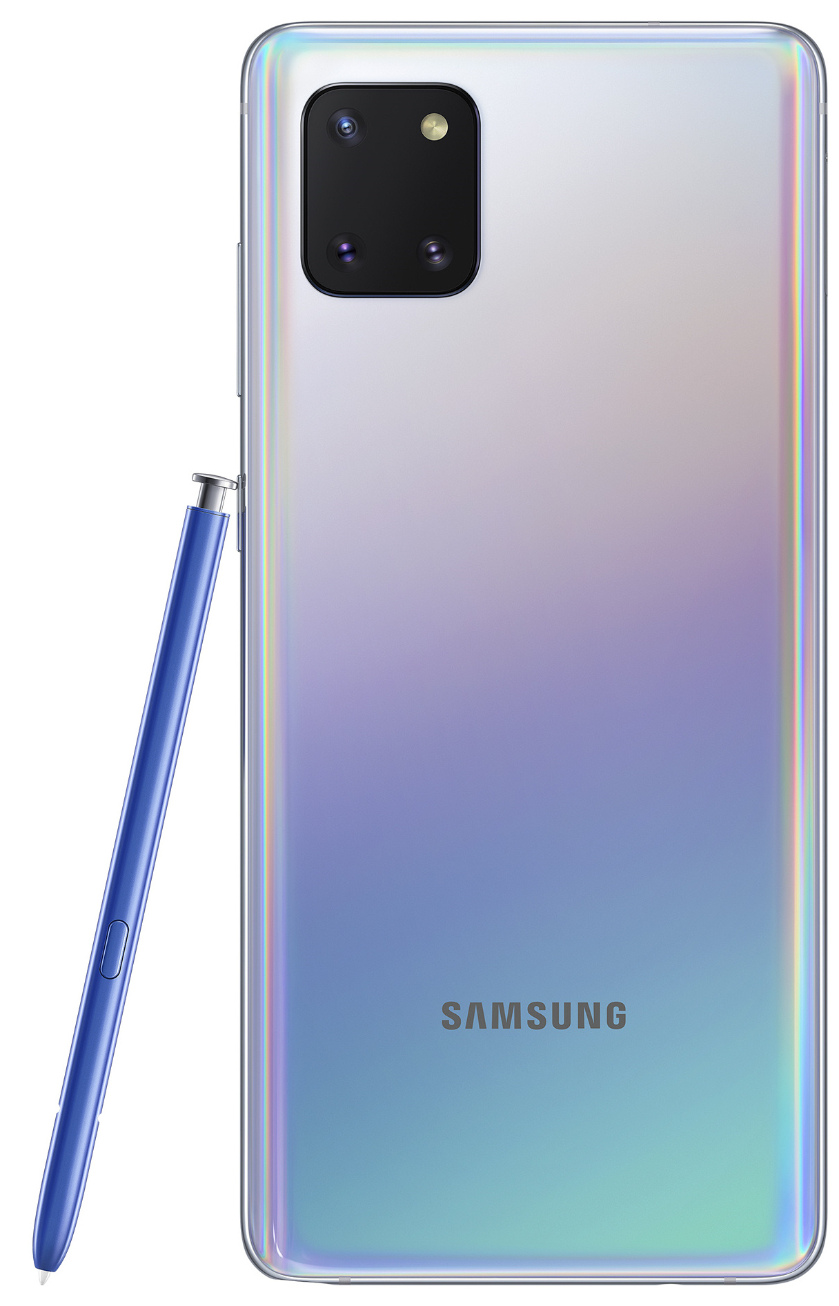 Samsung galaxy note10 lite aura glow